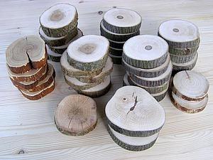 Спилы дерева: описание и характеристики. Ярмарка Мастеров - ручная работа, handmade.