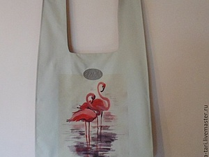 Эко-сумки с моими рисунками | Ярмарка Мастеров - ручная работа, handmade