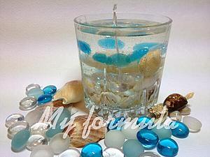 Изготавливаем гелевые свечи | Ярмарка Мастеров - ручная работа, handmade