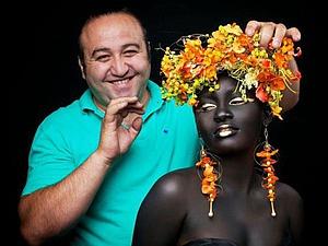 Эпатажный художник от мира флористики — Араик Галстян. Ярмарка Мастеров - ручная работа, handmade.