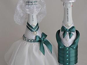 Свадебный декор «Жених» своими руками. Ярмарка Мастеров - ручная работа, handmade.