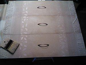 Декорирование комода ИКЕА. Ярмарка Мастеров - ручная работа, handmade.
