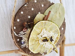 Арома-подвеска на кухню | Ярмарка Мастеров - ручная работа, handmade