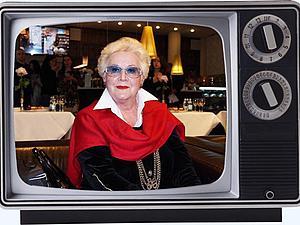 Отмечаем день телевидения! Анна Шатилова. | Ярмарка Мастеров - ручная работа, handmade