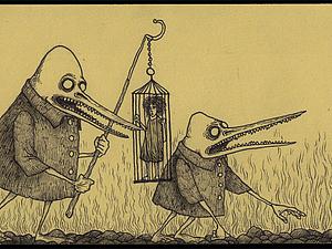 Ночные кошмары Don Kenn(для тех, кто страдает бессонницей)   Ярмарка Мастеров - ручная работа, handmade
