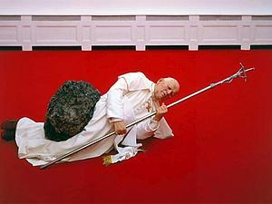 Современный художник Maurizio Cattelan | Ярмарка Мастеров - ручная работа, handmade