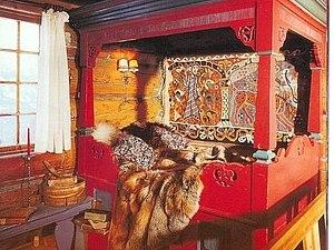 Старинный скандинавский интерьер. Ярмарка Мастеров - ручная работа, handmade.