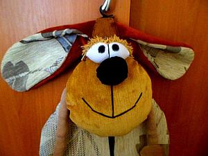 Шьем симпатичную собаку-пижамницу. Ярмарка Мастеров - ручная работа, handmade.