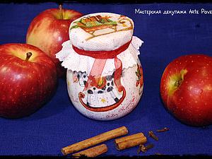 """«Лучший подарок, конечно, мед!"""" (с). Ярмарка Мастеров - ручная работа, handmade."""