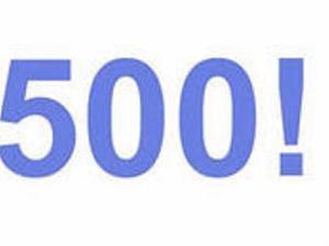 Здравствуй, мой 500 подписчик! | Ярмарка Мастеров - ручная работа, handmade