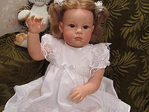 Малышка Татьяна - кукла реборн Инны Богдановой   Ярмарка Мастеров - ручная работа, handmade