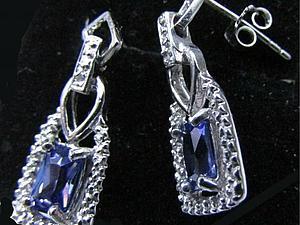 Закрыт  Многолотовый аукцион на серебряные украшения+ЛОТО ЗАБАВА