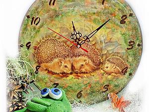 А можно дарить настенные часы и кому? | Ярмарка Мастеров - ручная работа, handmade