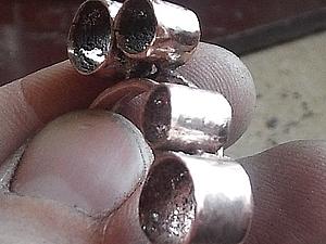 Шлифовка и полировка после пайки медь-фосфорным припоем | Ярмарка Мастеров - ручная работа, handmade