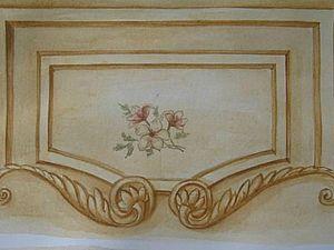 Мастер-класс по росписи мебели