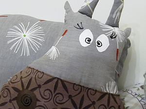Розыгрыш конфетки! (подушка-игрушка