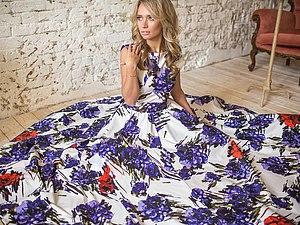 Акция на новое платье | Ярмарка Мастеров - ручная работа, handmade