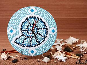 МОЗАИКА. Стеклянная мозаика на деревянную основу. | Ярмарка Мастеров - ручная работа, handmade