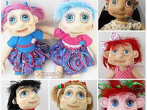 Кто такие куклы-карамельки?   Ярмарка Мастеров - ручная работа, handmade