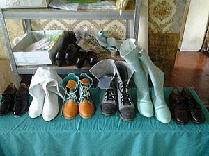 Чего не хватает войлочным сапогам, чтоб стать настоящей обувью | Ярмарка Мастеров - ручная работа, handmade