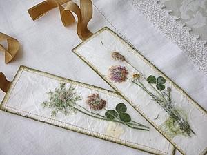 История книжной закладки | Ярмарка Мастеров - ручная работа, handmade