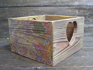 Новая техника от Марины Жуковой! Брашировка и вживление салфетки! | Ярмарка Мастеров - ручная работа, handmade