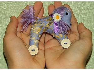 Мастер- класс  Лошадка на ладошке. | Ярмарка Мастеров - ручная работа, handmade