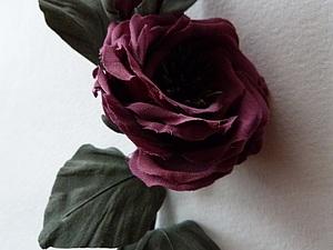 Виды крепления для цветов и украшений из шелка, ткани.. Ярмарка Мастеров - ручная работа, handmade.