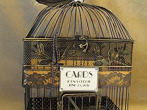 Птицы в оформлении свадьбы | Ярмарка Мастеров - ручная работа, handmade