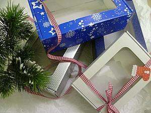Новые коробки-чемоданчики с прозрачным окном!!! | Ярмарка Мастеров - ручная работа, handmade