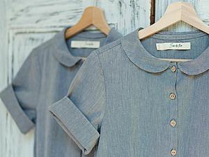 Скандинавский стиль в одежде Son de Flor. Ярмарка Мастеров - ручная работа, handmade.