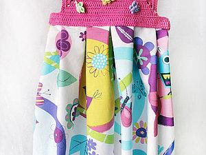Распродажа платьев для девочек | Ярмарка Мастеров - ручная работа, handmade