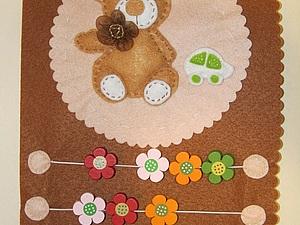 А давайте сошьем вместе развивающую книжечку для малышей?:) | Ярмарка Мастеров - ручная работа, handmade