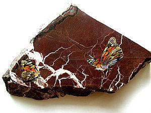 Оригинальная роспись на камнях | Ярмарка Мастеров - ручная работа, handmade