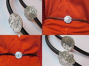 600 рублей за 1 метр шнура Regaliz (10x7) при покупке замочка для ремешка   Ярмарка Мастеров - ручная работа, handmade