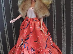Моя детская творческая реализация - дизайнер одежды для куклы | Ярмарка Мастеров - ручная работа, handmade