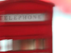 История английской телефонной будки | Ярмарка Мастеров - ручная работа, handmade