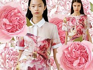 Пион — признанный красавец в царстве цветов, или Роскошный цветок в творчестве