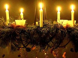 Подборка новогодних свечей.   Ярмарка Мастеров - ручная работа, handmade