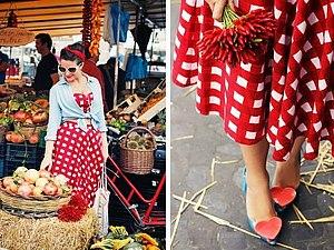 Шьем юбку-солнце | Ярмарка Мастеров - ручная работа, handmade