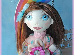Конфетка-куколка Полина. | Ярмарка Мастеров - ручная работа, handmade