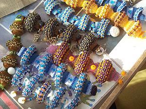 Изобретение Америки, или Тюнинг объемного мозаичного браслета. Ярмарка Мастеров - ручная работа, handmade.