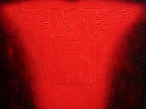Красный цвет в живописи Михаила Кабана-Петрова   Ярмарка Мастеров - ручная работа, handmade