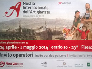 выставка Mostra Internazionale dell'Artigianato 2014 во Флоренции | Ярмарка Мастеров - ручная работа, handmade