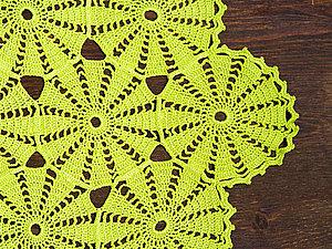 Винтажные салфетки из Бриндии   Ярмарка Мастеров - ручная работа, handmade