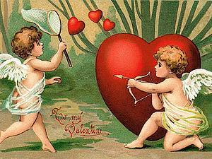 Праздничная акция !Приближается  День всех влюбленных! | Ярмарка Мастеров - ручная работа, handmade