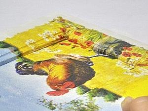 Новый курс Марины Жуковой! Имитация живописи с эффектом trompe-l oeil (