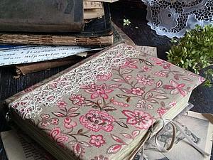Мой САМЫЙ толстый блокнот | Ярмарка Мастеров - ручная работа, handmade