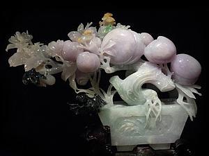 Искусная резьба по камню: нефрит | Ярмарка Мастеров - ручная работа, handmade