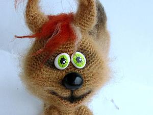 «Живой взгляд»: мастер-класс по изготовлению глазок для игрушек | Ярмарка Мастеров - ручная работа, handmade